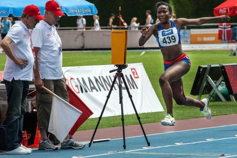 Long jump speed endurance